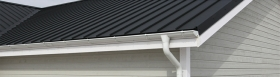 Guttering Repairs & Facia Replacement